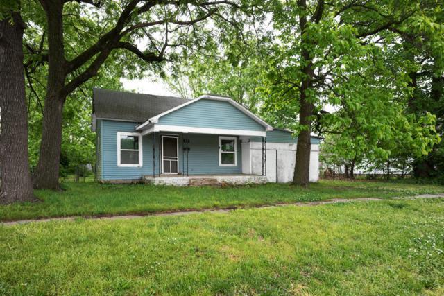 818 Madison Avenue, Aurora, MO 65605 (MLS #60108991) :: Team Real Estate - Springfield
