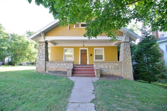 414 S Jefferson, Neosho, MO 64850 (MLS #60110509) :: Good Life Realty of Missouri