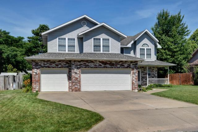 5321 S Morning Glory Lane, Battlefield, MO 65619 (MLS #60110551) :: Greater Springfield, REALTORS