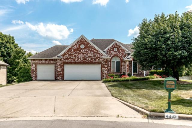 4232 E Crosswinds Place, Springfield, MO 65809 (MLS #60110954) :: Good Life Realty of Missouri