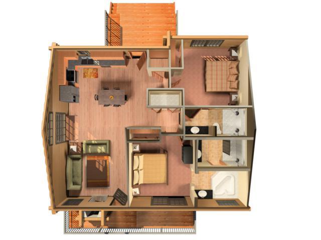 322 Summer Drive #1, Branson, MO 65616 (MLS #60111818) :: Team Real Estate - Springfield