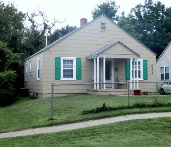 421 S West Avenue, Springfield, MO 65806 (MLS #60111927) :: Good Life Realty of Missouri