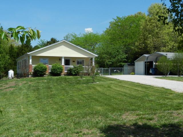 35 Jacobs Ridge Road, Reeds Spring, MO 65737 (MLS #60112032) :: Team Real Estate - Springfield