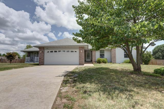 112 N Sedona Lane, Willard, MO 65781 (MLS #60112149) :: Team Real Estate - Springfield