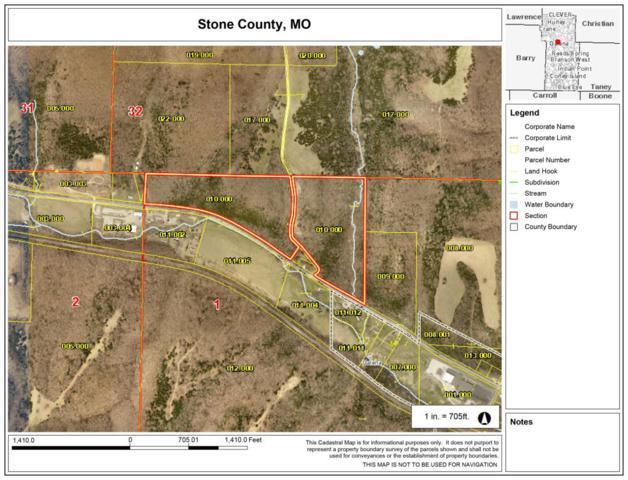 0 State Highway 413, Galena, MO 65656 (MLS #60112525) :: Greater Springfield, REALTORS