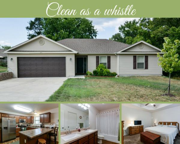 197 Andro Circle, Hollister, MO 65672 (MLS #60113400) :: Team Real Estate - Springfield