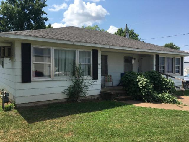201-203 S College Street, Stockton, MO 65785 (MLS #60114121) :: Team Real Estate - Springfield
