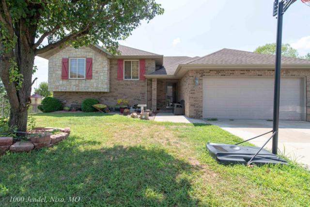 1000 Jendel Street, Nixa, MO 65714 (MLS #60114203) :: Team Real Estate - Springfield