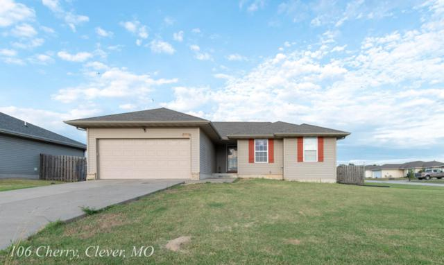 106 Cherry Avenue, Clever, MO 65631 (MLS #60114413) :: Greater Springfield, REALTORS