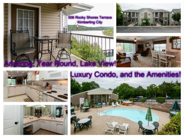506 Rocky Shores Terrace, Kimberling City, MO 65686 (MLS #60114489) :: Good Life Realty of Missouri