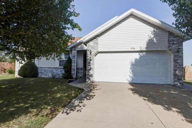 324 Shawnee Court, Clever, MO 65631 (MLS #60114529) :: Greater Springfield, REALTORS