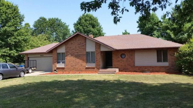 825 E Sunrise Court, Ozark, MO 65721 (MLS #60114531) :: Greater Springfield, REALTORS