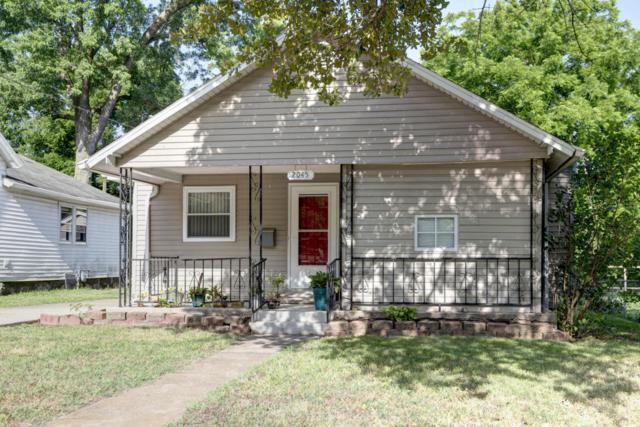 2045 N Howard Avenue, Springfield, MO 65803 (MLS #60114539) :: Greater Springfield, REALTORS