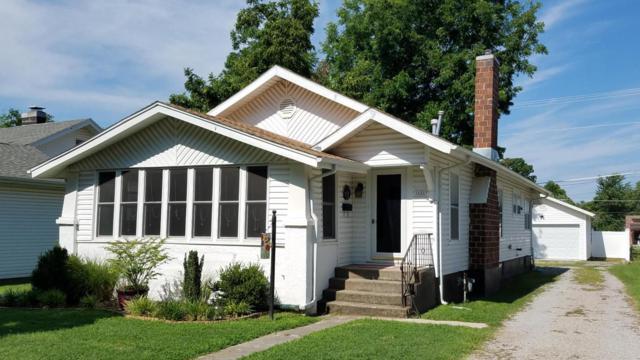 1621 East Avenue, Baxter Springs, KS 66713 (MLS #60115064) :: Good Life Realty of Missouri