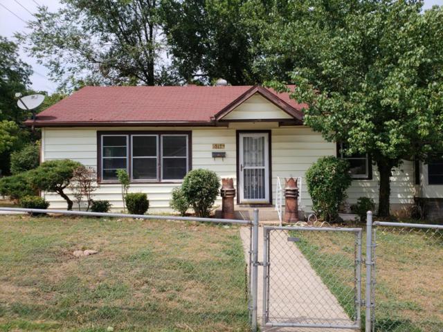 517 W College Street, Branson, MO 65616 (MLS #60115161) :: Team Real Estate - Springfield