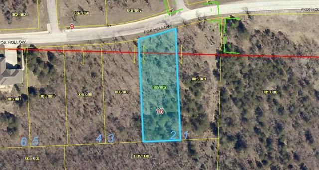 Lot 2 Fox Hollow Road, Branson, MO 65616 (MLS #60115336) :: Team Real Estate - Springfield