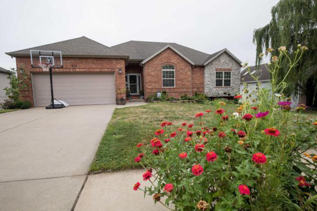 820 Gold Rush Avenue, Nixa, MO 65714 (MLS #60115377) :: Greater Springfield, REALTORS