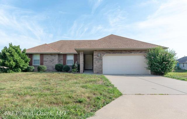 403 E Pintail Drive, Ozark, MO 65721 (MLS #60115670) :: Good Life Realty of Missouri