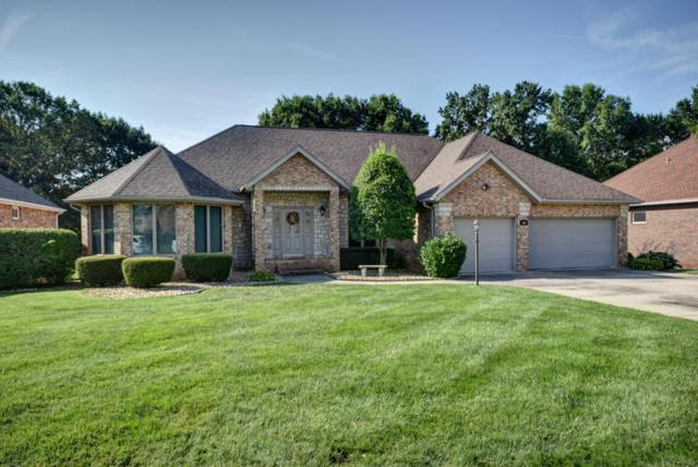 4231 Greenbriar Drive, Nixa, MO 65714 (MLS #60116554) :: Good Life Realty of Missouri