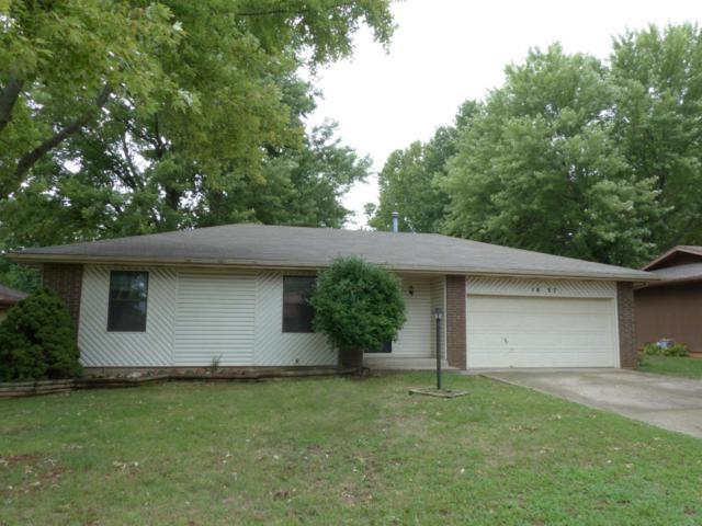 1637 W Tracy Street, Springfield, MO 65807 (MLS #60116735) :: Team Real Estate - Springfield