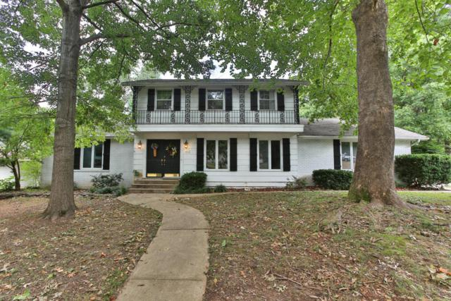 1512 S Charing Avenue, Springfield, MO 65809 (MLS #60116829) :: Good Life Realty of Missouri