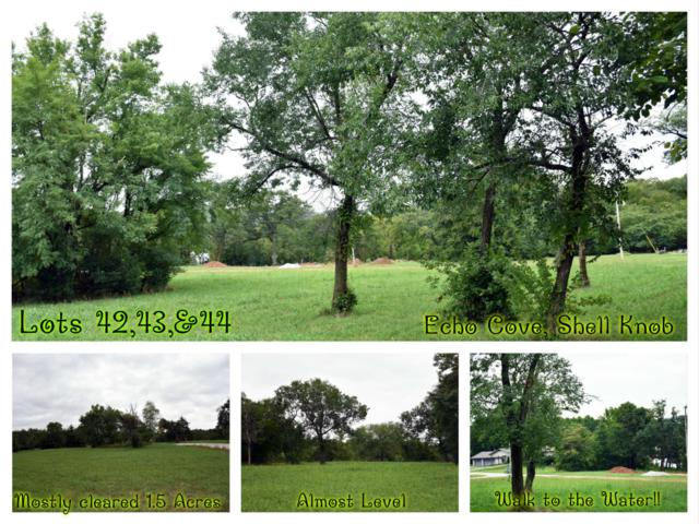 Lots 42,43,& 44 Echo Cove, Shell Knob, MO 65747 (MLS #60117060) :: Team Real Estate - Springfield