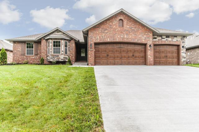 1655 N Feather Crest Drive Lot 79, Nixa, MO 65714 (MLS #60117222) :: Team Real Estate - Springfield