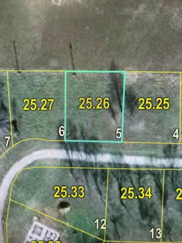 Lot 5 Park Valley Court Lot 5, Anderson, MO 64831 (MLS #60117631) :: Massengale Group
