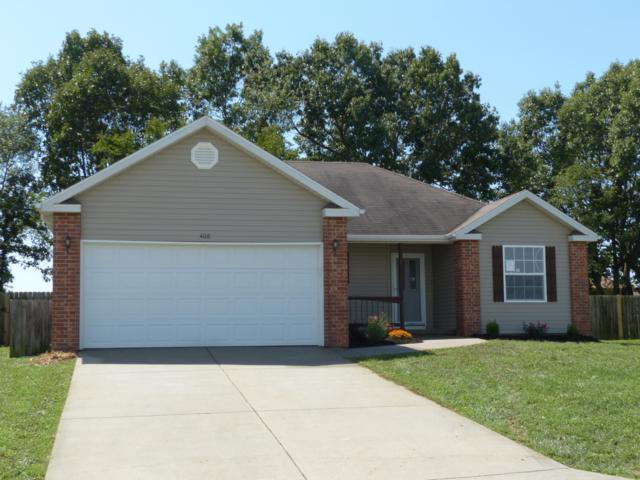 408 W Cherokee Path, Clever, MO 65631 (MLS #60118078) :: Good Life Realty of Missouri