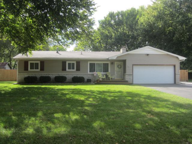 5531 S Hazel Avenue, Springfield, MO 65810 (MLS #60118571) :: Good Life Realty of Missouri
