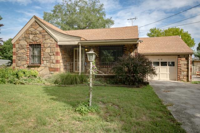 1619 E Turner Street, Springfield, MO 65803 (MLS #60118601) :: Good Life Realty of Missouri