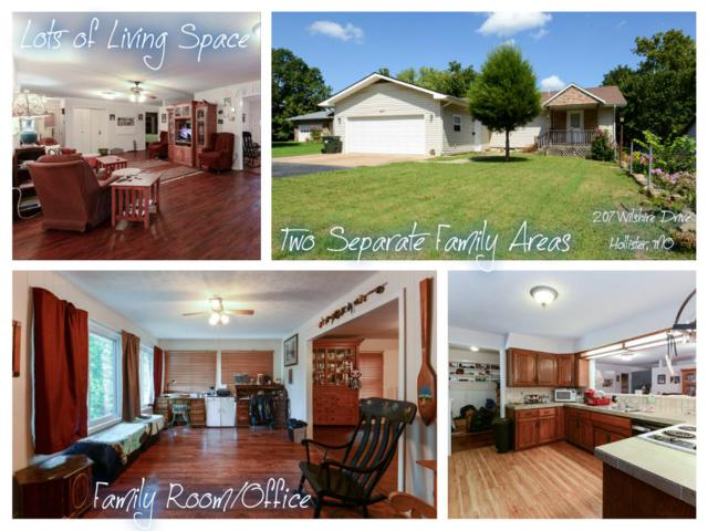 207 Wilshire Drive, Hollister, MO 65672 (MLS #60118719) :: Team Real Estate - Springfield