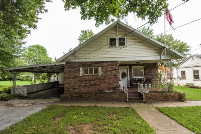 107 & 105 Dairy Street, Monett, MO 65708 (MLS #60118803) :: Greater Springfield, REALTORS