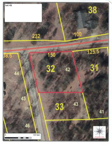 0 2250 Road No. 3, Lot 42, Golden, MO 65658 (MLS #60119287) :: Massengale Group