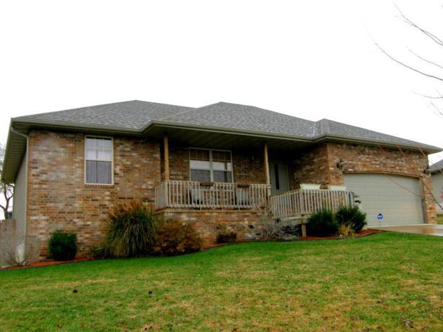 732 E Gallup Hill Road, Nixa, MO 65714 (MLS #60119483) :: Team Real Estate - Springfield