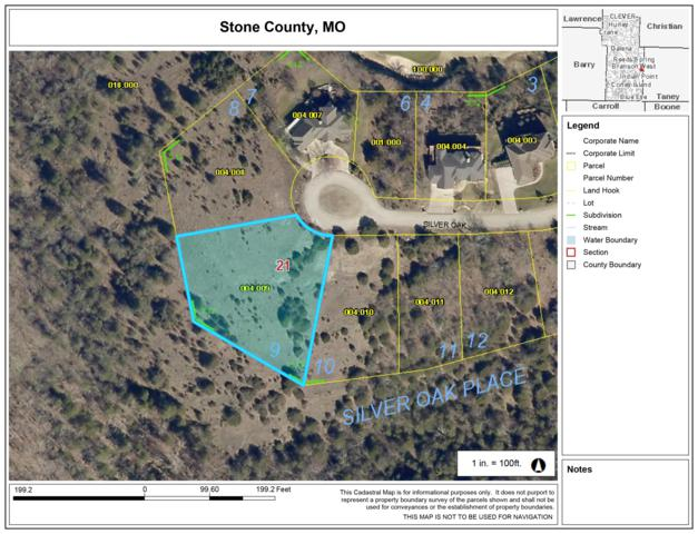 Lot 9 Silver Oak Place, Branson West, MO 65737 (MLS #60119504) :: Good Life Realty of Missouri