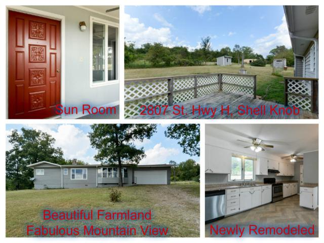 2807 St. Hwy H, Shell Knob, MO 65747 (MLS #60119689) :: Team Real Estate - Springfield