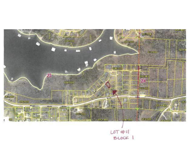 Lot #11 Blue Water Village, Branson West, MO 65737 (MLS #60119923) :: Team Real Estate - Springfield