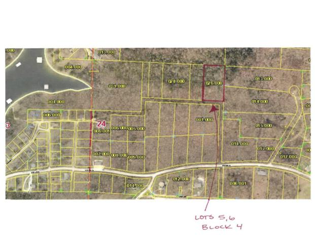 Lot 5,6 Block 4 Blue Water Village, Branson West, MO 65737 (MLS #60120005) :: Team Real Estate - Springfield