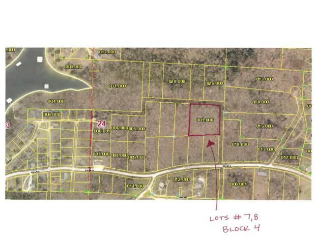 Lot 7,8 Block 4 Blue Water Village, Branson West, MO 65737 (MLS #60120051) :: Team Real Estate - Springfield