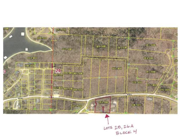 Lot 25,26a Block 4 Blue Water Village, Branson West, MO 65737 (MLS #60120054) :: Team Real Estate - Springfield
