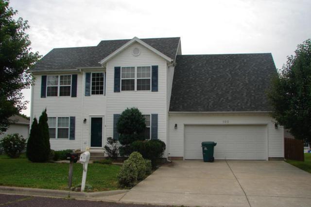 103 Kingsley Drive, Monett, MO 65708 (MLS #60121076) :: Team Real Estate - Springfield
