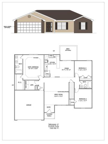 188 E Marion Lane, Kirbyville, MO 65679 (MLS #60121132) :: Team Real Estate - Springfield