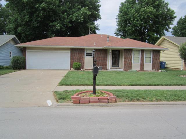 1119 E Cambridge Street, Springfield, MO 65807 (MLS #60121287) :: Good Life Realty of Missouri