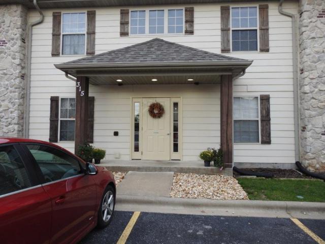 315 Toni Lane D, Branson, MO 65616 (MLS #60121614) :: Team Real Estate - Springfield