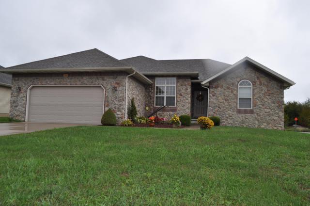 1102 Aaron Avenue, Monett, MO 65708 (MLS #60121817) :: Team Real Estate - Springfield