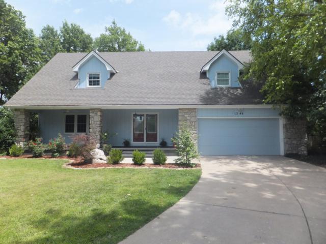 1346 S Raintree Place, Springfield, MO 65809 (MLS #60122643) :: Good Life Realty of Missouri