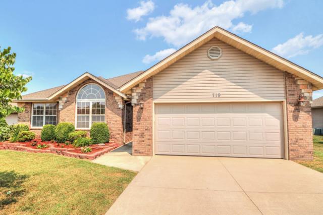 719 Colby Street, Willard, MO 65781 (MLS #60122827) :: Team Real Estate - Springfield
