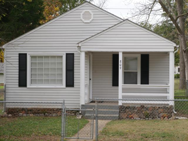 809 S Jefferson Avenue, Aurora, MO 65605 (MLS #60122865) :: Team Real Estate - Springfield