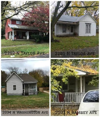 2202 N Taylor Avenue, Springfield, MO 65803 (MLS #60123227) :: Team Real Estate - Springfield